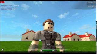 [Roblox] The Robloxian War: Chapter 2: Back To War