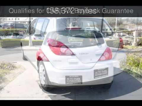 2007 nissan versa 1 8 s used cars san luis obispo california 2015 04 06 youtube. Black Bedroom Furniture Sets. Home Design Ideas