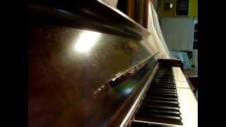 Lothringer Marsch de Louis Ganne en Pianola por Horacio Asborno desde Viedma, Argentina