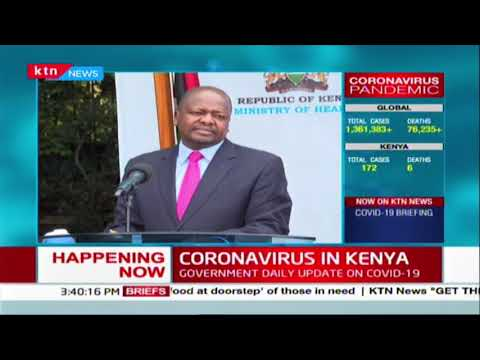 Why mortality rate is very low in Kenya  | COVID-19 7th April 2020 Updates