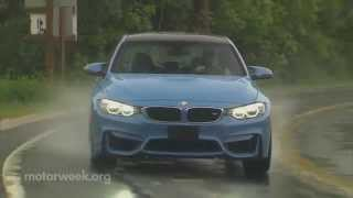 MotorWeek | Road Test: 2015 BMW M3/M4