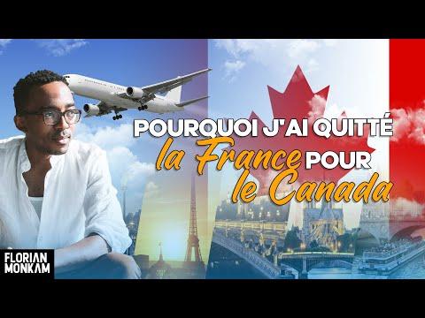 🔴VIVRE AU CANADA : POURQUOI j'ai quitté la FRANCE