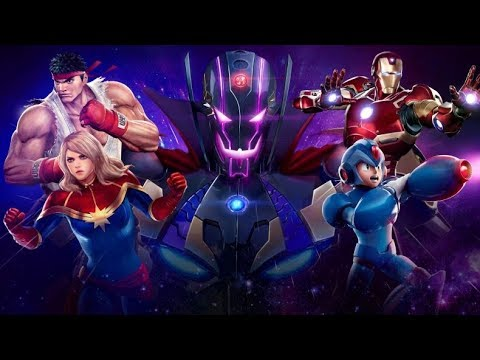 Marvel vs Capcom Infinite MODO HISTORIA #1