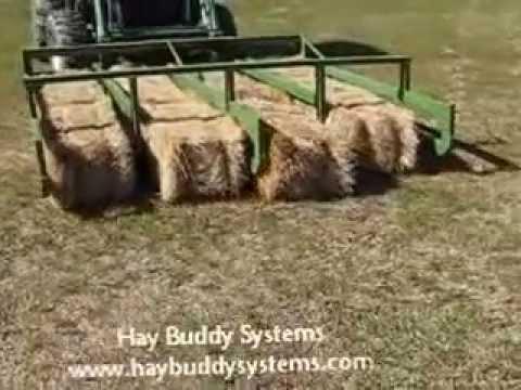 Haybuddy System