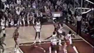 Galis and Larry Bird - NCAA ASG (Pizza Hut All American Game 1979)