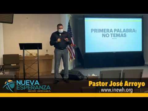 Palabras de Dios para estos momentos de crisis | José Arroyo