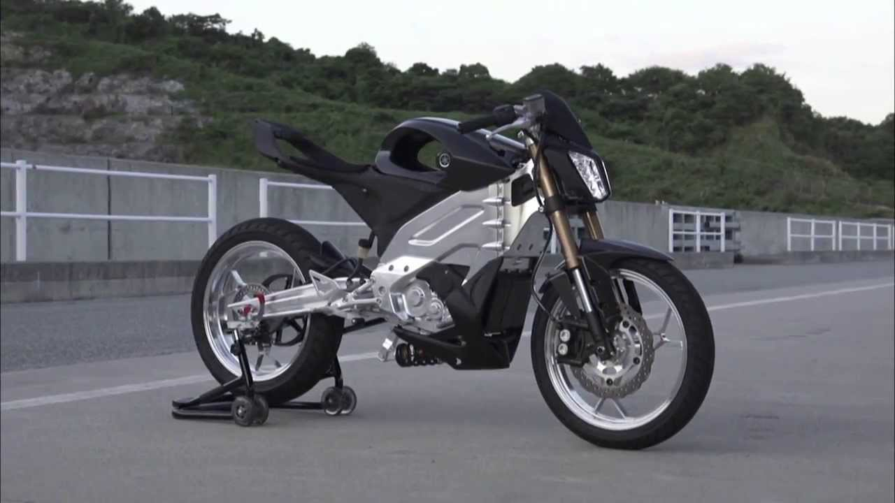 yamaha pes1 test electric bike prototype ev youtube. Black Bedroom Furniture Sets. Home Design Ideas
