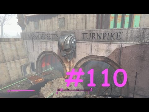 Fallout 4 [#110] Mass Pike Tunnel West