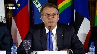 Presidente Jair Bolsonaro participa da reunião do conselho deliberativo da Sudene - Condel