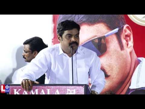 Actor Producer R K Speech - New Trend About Cinema - En Vazhi Thani Vazhi 25 Day Celebration