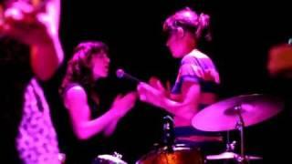 Thao and Mirah (Short Clip) Live @ The Record Bar Kansas City