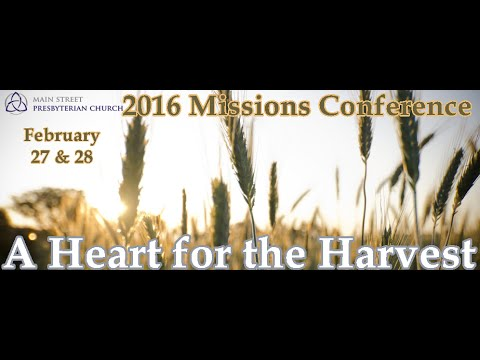 Morning Worship at Main Street Presbyterian Church - February 28, 2016 - Sermon #3