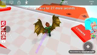 play roblox the floor is lava