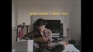 Death Bed - Powfu and Beabadoobee (cover by ArshieKins :0)