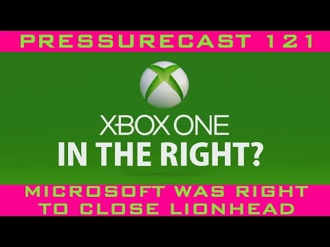 Microsoft Was Right to Close Lionhead (PRESSURECAST EPISODE