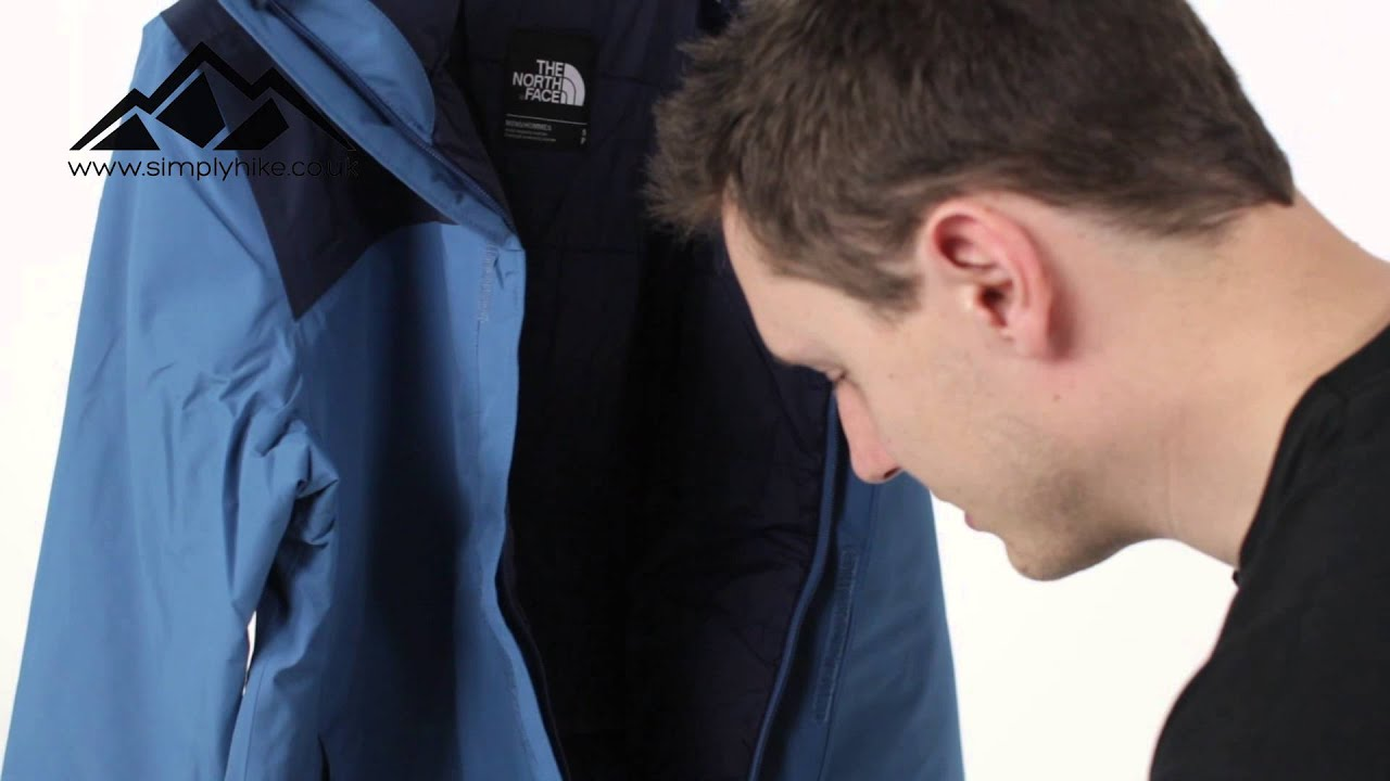 554dd578005 The North Face Mens Resolve Insulated Jacket Dish Blue -  www.simplyhike.co.uk