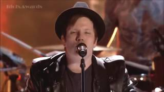 Fall Out Boy 'centuries' Live At Peoples Choice Awards 2015