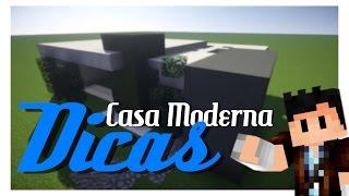 Dicas - Como construir uma Casa Moderna