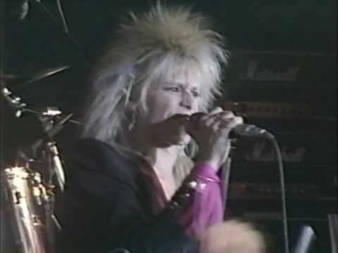 "HANOI ROCKS ""Pipeline & Oriental Beat"" Live at The Marquee 1983"