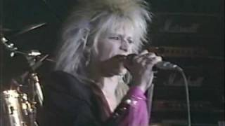 "HANOI ROCKS ""Pipeline & Oriental Beat"" Live at The Marquee 1983 htt..."