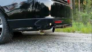 Honda Accord Euro-R CL7 Fujitsubo Legalis R exhaust