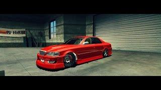 SLRR TOYOYA CRESTA JZX100 BUILD CAR