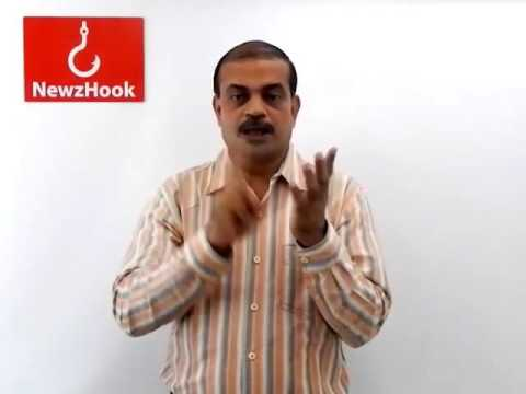 Sensex and Nifty end flat - Sign Language News by NewzHook.com