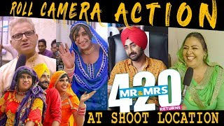 MR AND MRS 420 RETURNS | ROLL CAMERA AND ACTION | RANJIT BAWA | JASSIE GILL