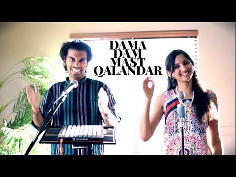 Mast Qalandar (Remix) | Lyrics Meaning - Aks & Lakshmi
