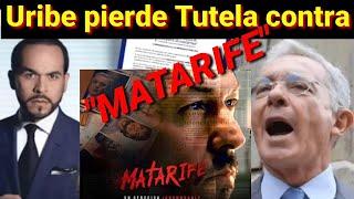 Uribe pierde tutela ante Daniel Mendoza