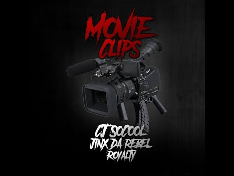 MOVIE CLIPS ( OFFICIAL AUDIO ) CJ SO COOL  FT. ROYALTY & JINX DA REBEL