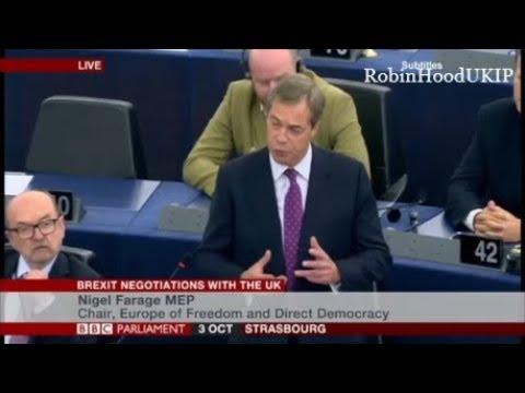 Download Youtube: Nigel Farage says Catalonia referendum shows how the EU treat voters