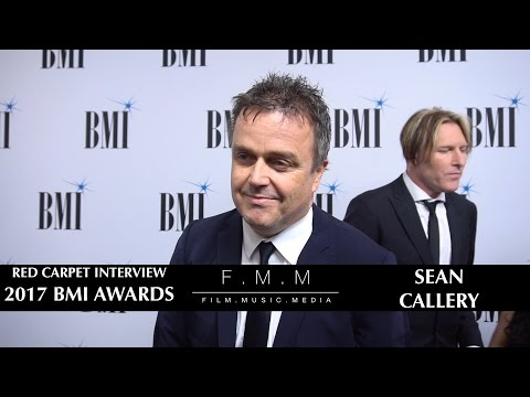 2017 BMI Awards: Sean Callery