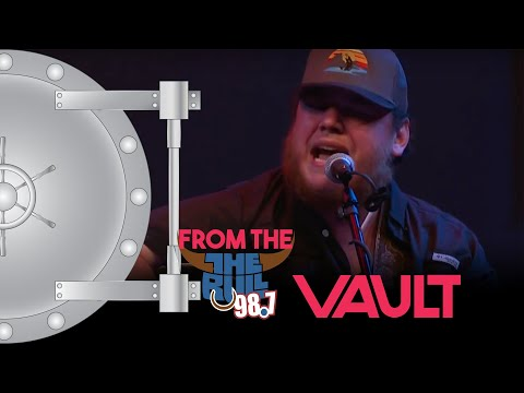 Luke Combs - One Number Away (98.7 The Bull)