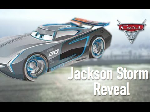 cars 3 official jackson storm reveal speculation youtube. Black Bedroom Furniture Sets. Home Design Ideas