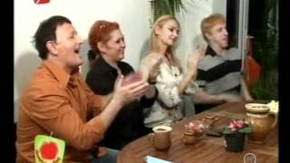 Lucia si Oleg Sacaliuc - Cireasa de pe tort (Prima TV)