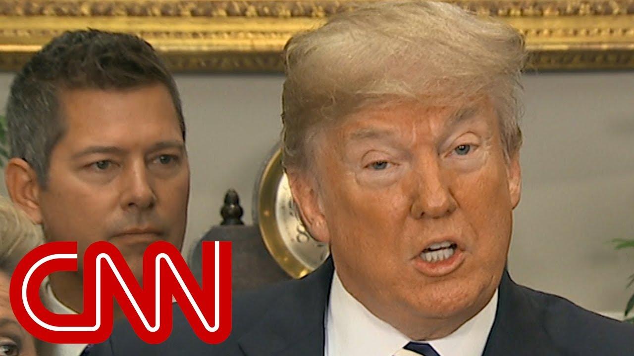 Trump speaks after canceling North Korea summit
