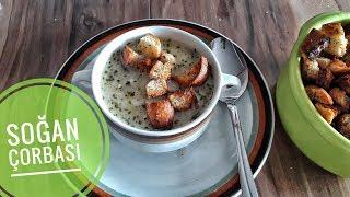 Sütlü Soğan Çorbası Tarifi ( Bol Vitaminli Hasta Çorbası ) l Şipşak Yemek Tarifleri