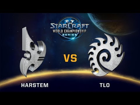 StarCraft 2 - Harstem vs. TLO (PvZ) - WCS Valencia Challenger EU - Qualifier Playoffs Lo Ro4