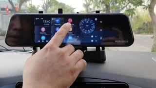 Có thể kết nối âm thanh của camera hành trình với loa trên ô tô không?