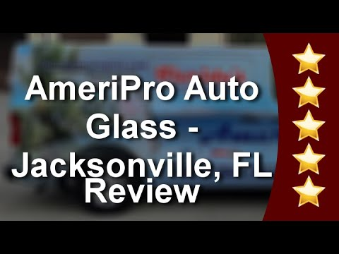 Windshield Replacement In Jacksonville, FL, AmeriPro Auto Glass Call: 904-654-7445