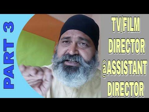 TV/FILM DIRECTOR@ASSISTANT DIRECTOR