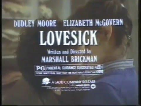Lovesick 1983 TV Spot