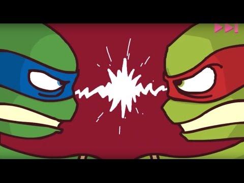 Teenage Mutant Ninja Turtles - Cartoon Movie Games - New Episodes TMNT
