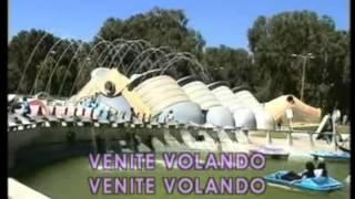 LOS IRACUNDOS - VENITE VOLANDO (Karaoke)