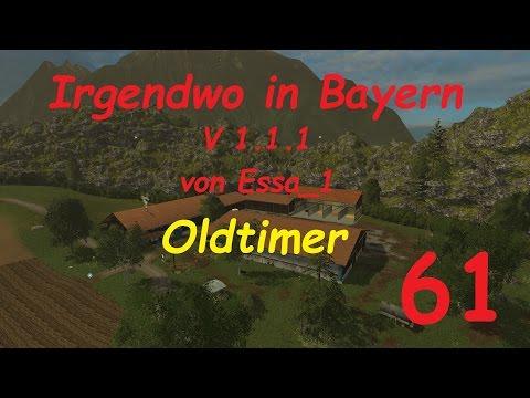 LS 15 Irgendwo in Bayern Map Oldtimer #61 [german/deutsch]