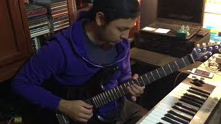 Download Lagu John Mayer - New Light (Guitar Solo Cover) Mp3