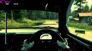 DiRT 3 / Time Trial / Rally / Finland / Tupasentie / Open / Colin McRae R4 / 2012-06-29