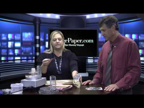 Tyler Morning Telegraph Food Page preview with Christine Gardner from YouTube · Duration:  6 minutes 13 seconds