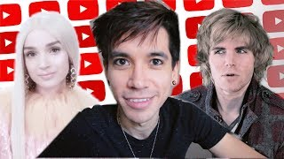 Reactions To Poppy/Mars Argo Lawsuit and Onision Shames Edwin